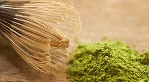 Matcha Sampler Whisk and Powder