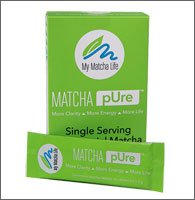 Matcha Packets